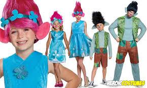 Seeking Troll Date Trolls Costumes For 2017 Poppy Branch Heroic Costumes