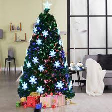 fiber optic artificial trees ebay