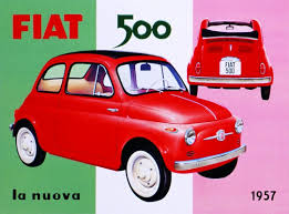 fiat 500 tin signs metal signs sold at abposters com