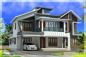 contemporary modern house modern house plan kerala modern contemporary house plans home sq