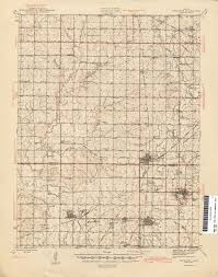 ks map kansas historical topographic maps perry castañeda map