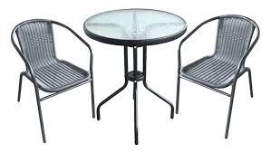 Black Iron Patio Chairs Black Bistro Set U2013 Mobiledave Me