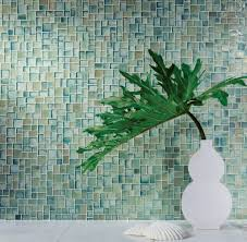 Mosaic Tile Ideas by Stone Texture Oceanside Glass Tile Glass Mosaic Tile 3x3