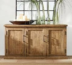 pottery barn buffet table sideboards buffet tables pottery barn home decor pinterest
