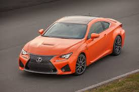 lexus rcf 2015 lexus rc f best car to buy nominee