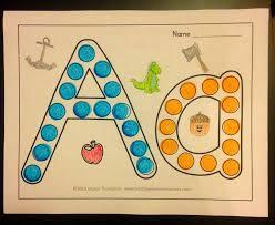 6 ways to use dot markers bingo daubers in the classroom mrs
