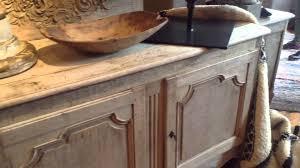 Bleaching Kitchen Cabinets Beautiful Louis Xv Bleached Oak Dresser Youtube