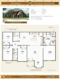 camelia floor plan french collection lafayette new homes
