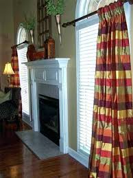 red buffalo check curtains large size of and black buffalo check