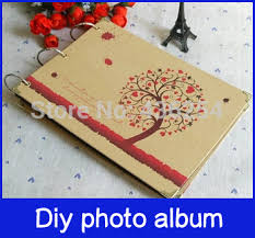 Diy Wedding Photo Album Buy New 12 Style 10 Inch Vintage Handmade Diy Wedding Photo Album