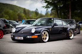 stanced porsche 911 wörthersee 2014 the week before stancenation form u003e function
