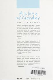 landscape writing paper a clove of gender sheila e murphy 9781873012772 amazon com books