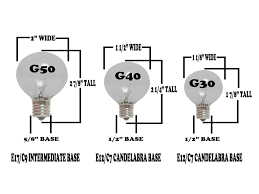 Commercial Led Light Strings by 80 Warm White Led G50 Heavy Duty String Light Sets On Black Wire