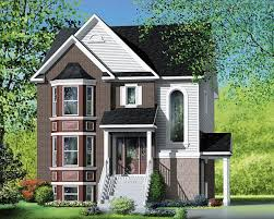 duplex house plans for narrow lots family house plans multi family duplex for the home