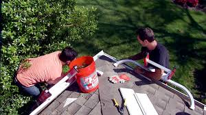 types of gutters and how to prepare for an install diy