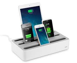 best charging station multi device charging station organized charging for mobile devices
