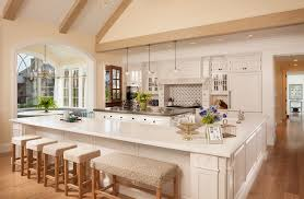 kitchen with large island large island kitchen traditional with island seating traditional