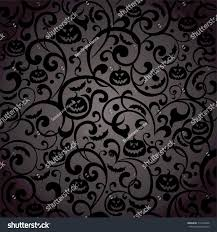 seamless halloween background halloween background illustration stock illustration 113103646