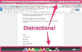 Hit The Floor Moving Screens - 32 powerful ways to stop procrastinating niklasgoeke com