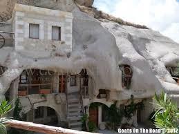 backpacking cappadocia turkey flintstones meets mario world