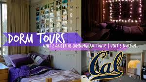 Coolest Dorm Rooms Ever Uc Berkeley Dorm Tours Unit 2 Double Triple Suites Unit 3