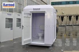 temporary toilet cabins modular shower block kioks