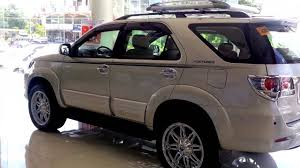 philippines toyota fortuner 2014 dressed up youtube