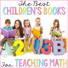 children u0027s books for teaching math proud to be primary