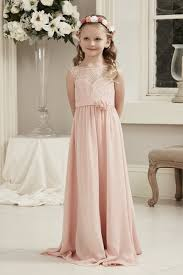 jr bridesmaids dresses straps style 51 junior bridesmaid dress by alexia designs