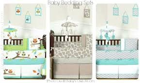 Crib Bedding Neutral Neutral Baby Bedding Giraffe Baby Bedding By Sweet Designs Neutral