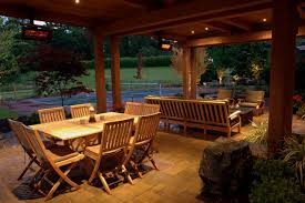 Outdoor Covered Patio Design Ideas by Photos Alderwood Landscaping Hgtv