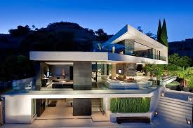 House Design Magazines Online Stunning Minimalist Openhouse Design In Hollywood Hills