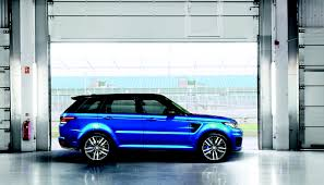 range rover svr black range rover sport svr fully unveiled does 0 60 in 4 5 sec w video