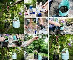diy plastic bottle hanging planters diy projects usefuldiy com
