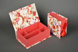 Home Decor Boxes Madeheart U003e Handmade Box Jewelry Wooden Box Home Decor Box For
