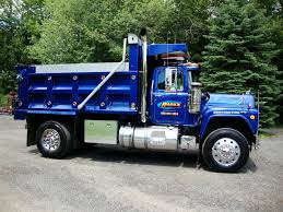 mack dump truck 1986 r model real super clean classic cars pinterest mack