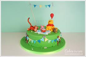 winnie the pooh cakes winnie the pooh cake cakes by lynz