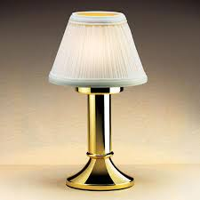 Yellow Table Lamp Sterno Products 85434 Cream Fabric Table Lamp Shade