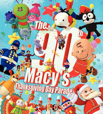2016 macy s thanksgiving day parade start time and balloon line up
