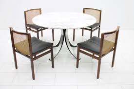 marble dining room sets mid century italian marble dining table by osvaldo borsani for