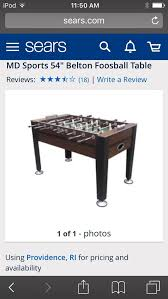 md sports 54 belton foosball table reviews what has been your best birthday gift quora