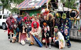 freaks make their home in onalaska haunted house local