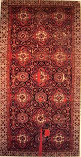 Renaissance Rug File Small Pattern Holbein Carpet Anatolia 16th Century Jpg