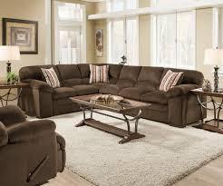 Simons Upholstery Furniture Simmons Sectional For Comfortable Seating U2014 Threestems Com