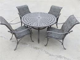 Carter Grandle Outdoor Furniture by Transitional Design Online Auctions Carter Grandle 5 Piece