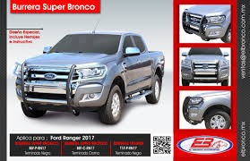 Ford Ranger Truck 2017 - el bronco autopartes on twitter