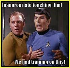 Jim Meme - inappropriate touching jim meme guy