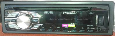 review of the pioneer deh 2450ub auto stereo affordable product