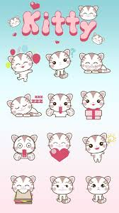 keyboard kitty sticker android apps google play