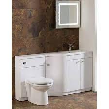 Oslo Bathroom Furniture Oslo Corna Combi Unit Buy At Bathroom City